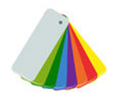 Aluminum Rail Color Choices